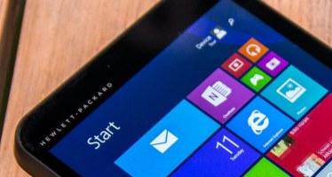HP Pro Tablet 408: Windows-планшет с управлением стилусом