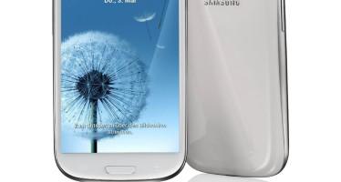 Характеристики смартфона Samsung Galaxy S3