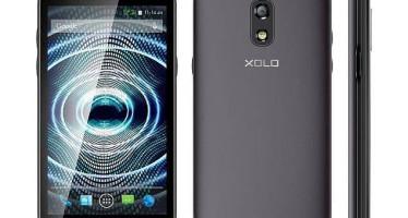 Защищённый смартфон Xolo Q700 Club