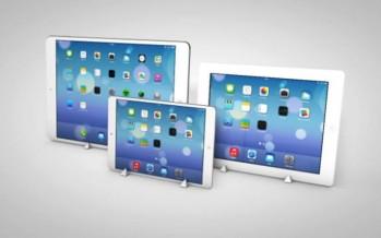 Появились фото и данные Apple iPad Plus