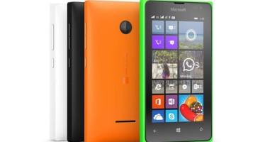 Бюджетник Lumia 435 Dual SIM уже в продаже!
