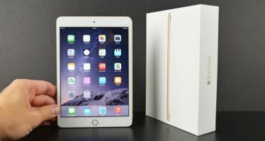 Apple прекратит выпуск iPad mini