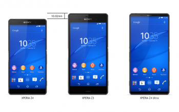 Новый Sony Xperia Z4 2015 года