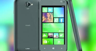 Lava Iris Win1 очень дешёвый смартфон с Windows Phone 8 1