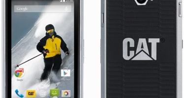 Caterpillar Cat S50 стильный смартфон в усиленном корпусе.