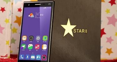 Мобильный рынок пополнился новым смартфоном ZTE Star 2