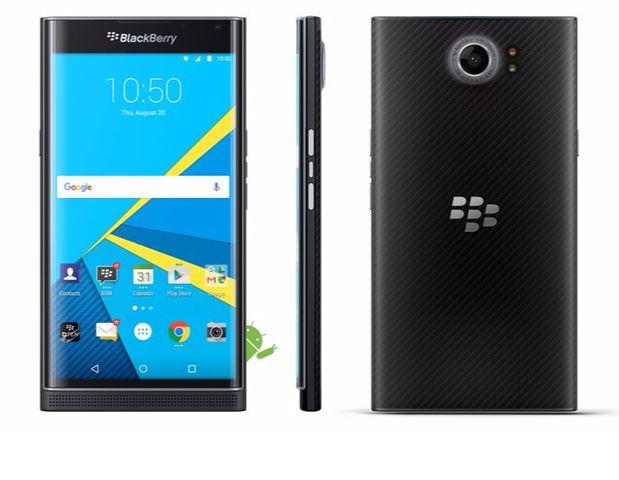 Официально: BlackBerry Priv - спецификации, цена и дата выпуска