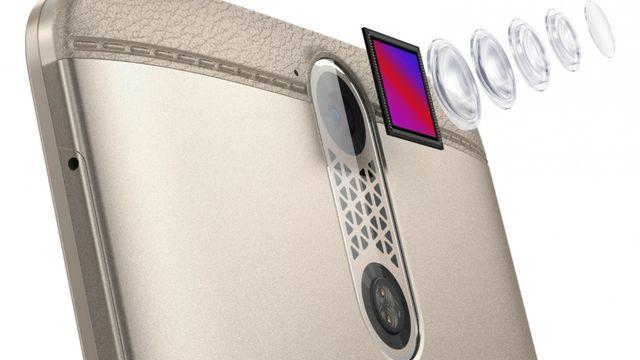 ZTE выпустила смартфон Axon Mini с чувствительным к давлению экраном Force Touch