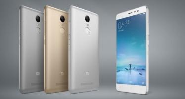 Xiaomi представила смартфон Redmi Note 3, планшет Mi Pad 2 и платежную систему Mi Wallet