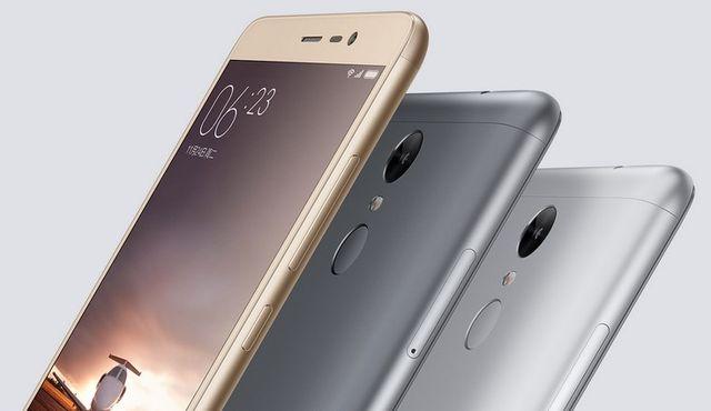Lenovo K5 Note официально представлен: сравнение с Xiaomi Redmi Note 3