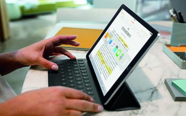 Официально: 9.7-дюймовый iPad Pro с Retina дисплеем за 599$