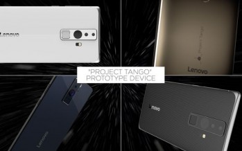 Lenovo PHAB2 Pro: первый смартфон Project Tango c 6.4-дюймовым QHD дисплеем