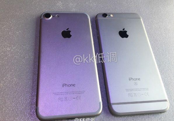 Apple iPhone 7: видео-сравнение с iPhone 6S