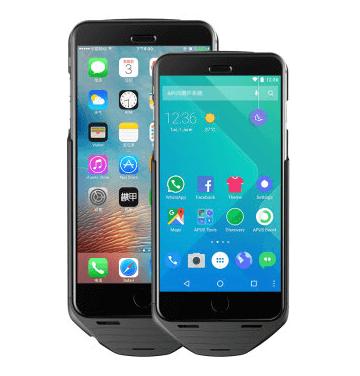 Чехол MESUIT позволяет запустить Android на смартфонах iPhone