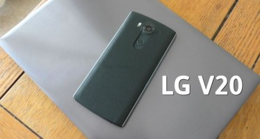 Официальная дата выпуска LG V20 и характеристики