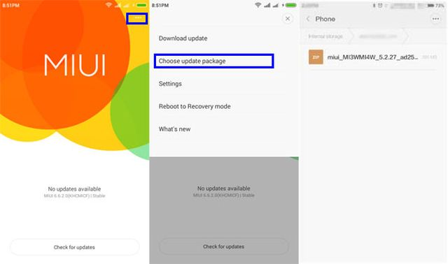 Как обновить Xiaomi Mi4 до Android 6.0 Lollipop