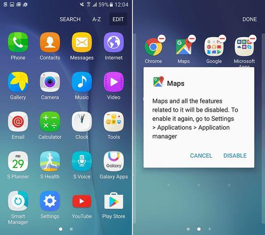 Как удалить предустановленные приложения на Android