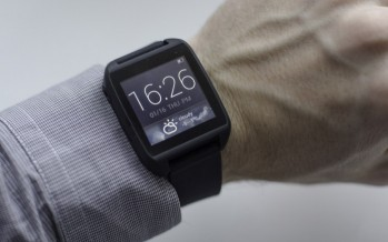 Обзор SmartQ W1 Z Watch