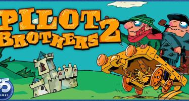 Обзор игры Братья Пилоты 2