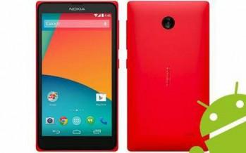 Nokia A110 — первый смартфон Nokia на Android