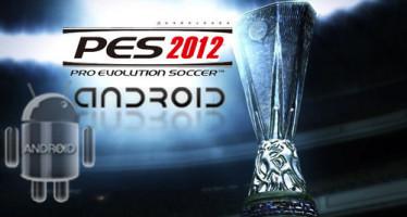 PES на андроид как установить игру