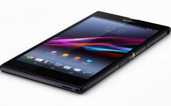 Sony Xperia Z Ultra Wi-Fi представлен в Японии