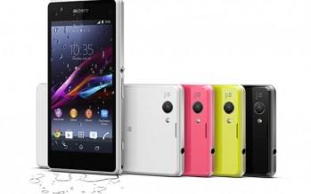 Sony Xperia Z1 Compact — новый мини-флагман компании Sony
