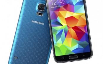Мини — обзор Samsung GALAXY S5