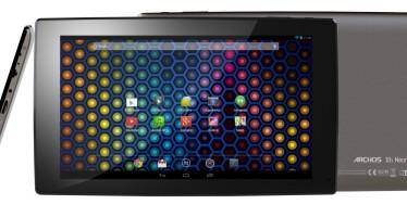 Archos Neon — новая линейка ультрабюджетных планшетов