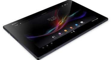 Sony Xperia Tablet Z2: мощный, дешёвый и привлекательный