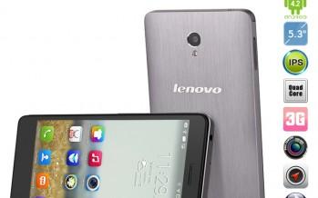 Мини-обзор Lenovo S860