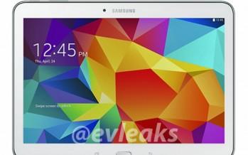 Samsung Galaxy Tab 4 10.1 в черном и белом исполнении
