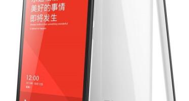 Xiaomi Hongmi 2 (Redmi Note) поражает мощью и ценой