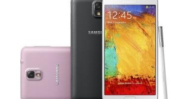 Samsung GALAXY NOTE 3: самый мощный смартфон в мире