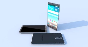 Готовый концепт Samsung Galaxy Note 4