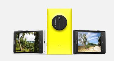 Nokia Lumia 1020 будет снимать под водой