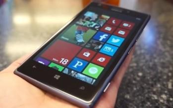 Обновление Windows Phone 8.1 может появиться в июне