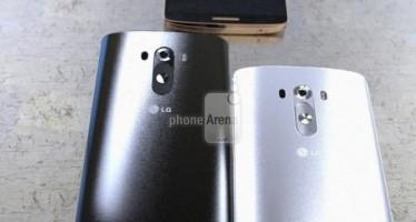 Новая информация о LG G3