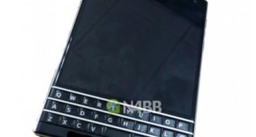 BlackBerry Q30: новые фотографии и характеристики смартфона