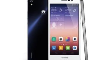 Соблазнительная новинка Huawei Ascend P7