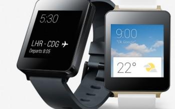 LG G Watch: дата выхода, характеристики и цена