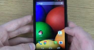 Обзор Motorola Moto E — «лучше всех ожиданий»