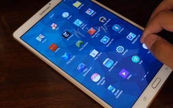 Обзор Samsung Galaxy Tab S 8.4