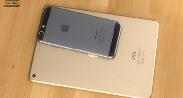 Обзор сверхтонкого концепта iPad mini 3