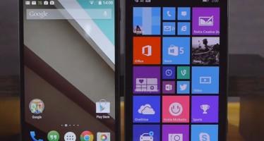 Обзор новейших операционных систем iOS, Android, Windows Phone