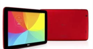 Дата выхода LG G Pad 10.1 в США и других странах