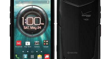 Kyocera Brigadier — новый смартфон с сапфировым дисплеем