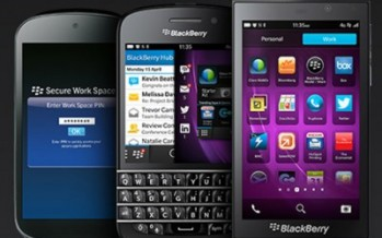 BlackBerry представила более технологичную защиту, чем у Blackphone