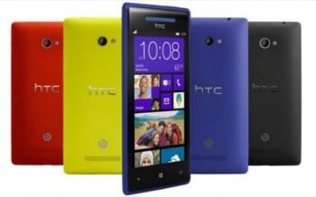 HTC 8X получит обновление Windows Phone 8.1