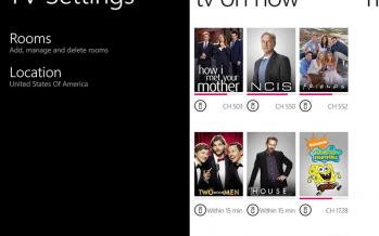 HTC One M8 на Windows в качестве пульта управления для ТВ